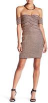 Ark & Co Off-The-Shoulder Dress