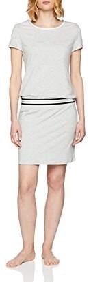 Palmers Women's mit elastischem Einsatz Black and Grey Dress