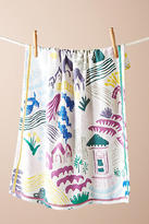 Anthropologie Freehand Dish Towel