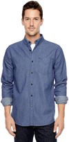 Splendid Medium Wash Woven Shirt