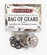 Forum Novelties Inc. Forum Novelties Men's Steampunk Victorian Bag Of Gears Costume Accessory