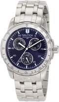 Nautica Men's N13555G Windseeker Multifunction Dial Watch