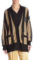 Brunello Cucinelli Silk Blend Cardigan
