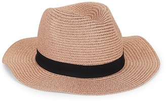 Vince Camuto Allover Shine Panama Hat