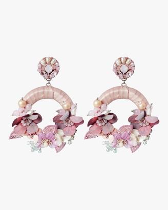 Ranjana Khan Verbena Clip-On Earrings