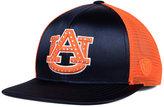 Top of the World Women's Auburn Tigers Big Faux-Satin Snapback Cap