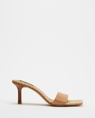 Senso Women's Brown Heeled Sandals - Mollie II - Size One Size, 38 at The Iconic