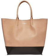 Urban Originals Revenge Colorblock Faux Leather Tote - Pink