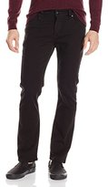 KR3W Men's K Slim Jean Jet Black