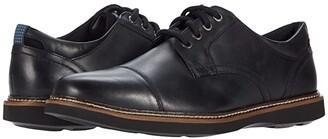 Nunn Bush Ridgetop Cap Toe Oxford (Charcoal) Men's Shoes