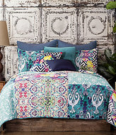 Poetic Wanderlust by Tracy Porter Poetic WanderlustTM by Tracy Porter Florabella Pieced Voile Quilt