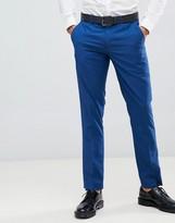 Farah Henderson slim fit suit pants