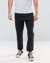 Obey Overdyed Jeans In Standard Fit