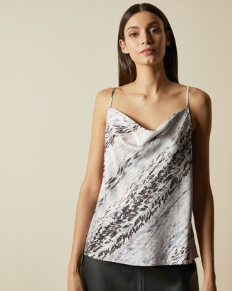 Ted Baker Printed Cami Top