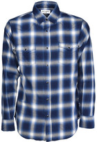 Saint Laurent Checked Western Shirt