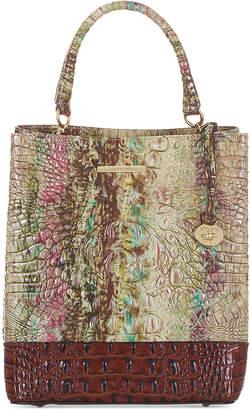 Brahmin Amethyst Norwell Large Amelia Bucket Bag