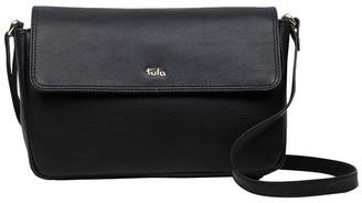 Tula Nappa Originals Flap Over Crossbody Bag