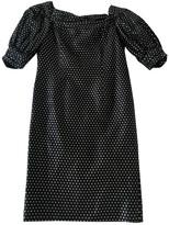 Jean Louis Scherrer Jean-louis Scherrer Navy Cotton Dress for Women Vintage