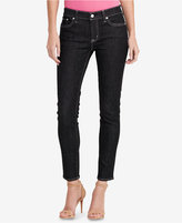 Lauren Ralph Lauren Petite Stretch Skinny Ankle Jeans