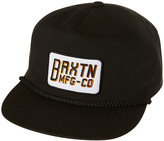 Brixton Johnson Snapback Cap Black