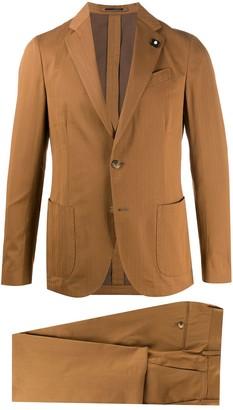 Lardini Single-Breasted Suit