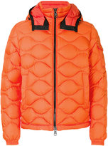 Moncler Morandieres padded jacket - men - Feather Down/Polyamide/Feather - 1
