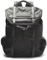Stella McCartney Faux-leather backpack