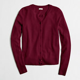 J.Crew Factory Cashmere cardigan sweater