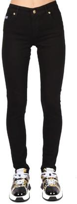 Versace Stretch Cotton Denim Jeans