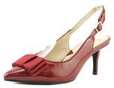 Adrienne Vittadini Siyan Pointed Toe Synthetic Heels.