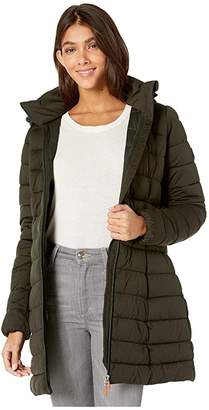 Save The Duck Sold 9 Puffer Coat with Detachable Hoodie
