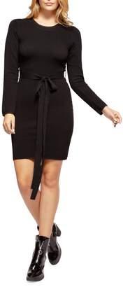Dex Short-Sleeve Knee-Length Dress