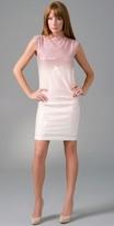 Sequin Ombre Pencil Dress