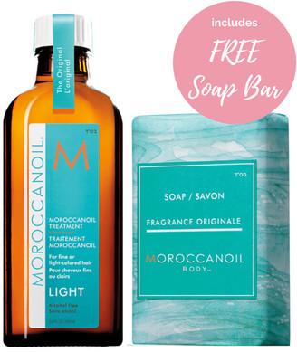 Moroccanoil Simply Beautiful Gift Set - Treatment Light (Worth 45.45)