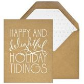 sugar paper Happy & Delightful Note Card Set