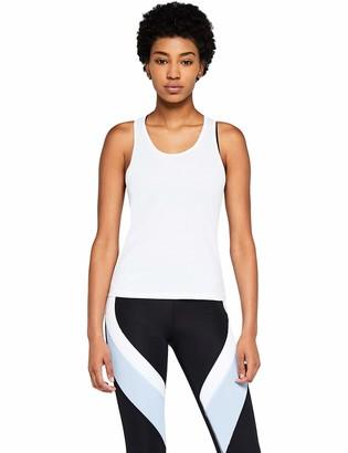Aurique Amazon Brand Women's Lightweight Mesh Sports Vest