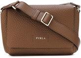 Furla foldover adjustable crossbody bag - women - Leather - One Size