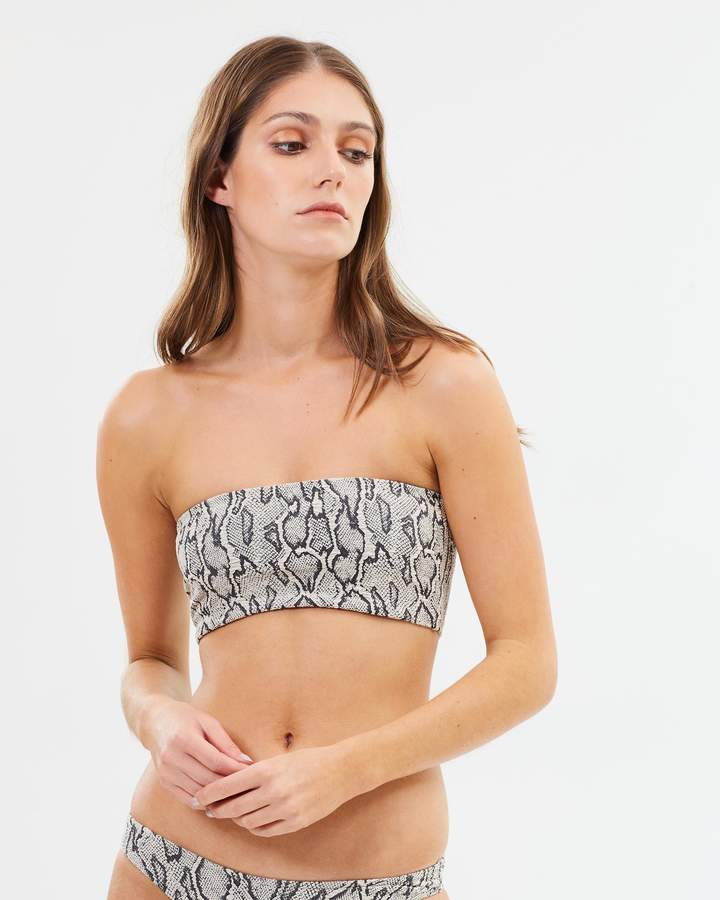 Seafolly Wild Side Tube Top
