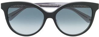 Kate Spade Kinsley cat-eye sunglasses