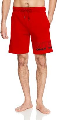 Diesel Men's UMLB-PAN Loungewear Shorts