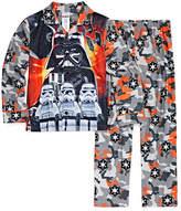 Lego Star Wars 2 Piece Coat Front Pajama Set - Boys 4-20