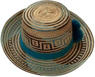 Yosuzi Beige Wicker Hats