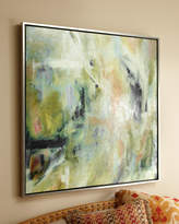 """Horchow """"Blush"""" Giclee"""