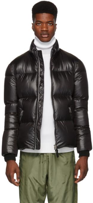 Mackage Black Lustrous Greg Down Jacket