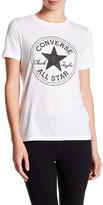 Converse Short Sleeve Logo Print Tee