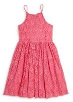 Ella Moss Girl's Floral Bell Dress