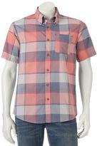 Ocean Current Men's Fuman Plaid Button-Down Shirt