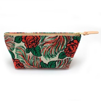 General Knot & Co Puebla Rose Travel Clutch