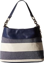Tommy Hilfiger Signature Chain Hobo Bag