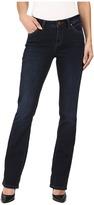 Jag Jeans Atwood Boot Platinum Denim in Indio Women's Jeans
